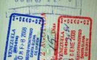 Нужна ли виза в Венесуэлу для россиян и украинцев в 2020 году
