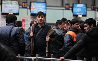 Временная регистрация граждан Узбекистана в Москве и других городах России в 2020 году