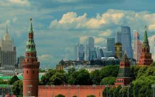 Cредняя плотность населения регионов и городов России в 2019-2020 годах