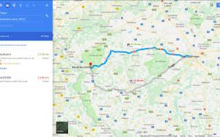 Как добраться из Праги в Марианске-Лазне: такси, трансфер, расписание поездов автобусов