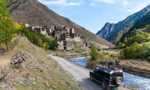 Граница Абхазии и Грузии: как ее проехать на машине в 2020 году