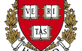 Как поступить в Гарвард из России на бюджет в 2020 году на бюджет на магистратуру и бакалавриат: пошаговая инструкция
