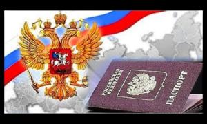 Заявление для получения гражданства РФ ребенку: бланк и образец заполнения в 2020 году