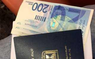 Репатриация в Израиль из Украины в 2020 году