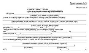 Временная регистрация и прописка по месту жительства граждан РФ и иностранцев в 2020 году