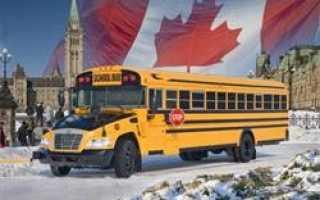 Школы Канады: система начального и среднего образования и обучение