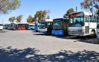 Трансфер и такси из аэропорта Ларнаки в Пафос: как добраться и доехать на автобусе в 2020 году