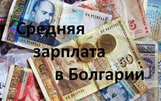 Сколько зарабатывают в Болгарии люди по профессиям в 2019-2020 годах