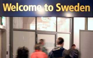 Как получить статус беженца и политическое убежище в Швеции в 2020 году: пособие, как живут в лагерях переселенцы