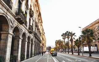 Оформление визы в Испанию через консульство в Москве в 2020 году