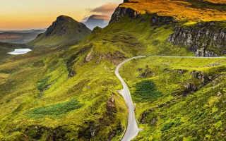 Какая виза нужна в Шотландию в 2020 году для россиян