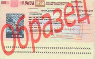Транзитная виза в Россию для иностранцев в 2020 году: документы и особенности получения