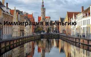 Эмиграция и переезд на ПМЖ в Бельгию – как получить вид на жительство (ВНЖ) в стране в 2020 году