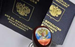 Образец заполнения заявления для получения вида на жительство в России в 2020 году