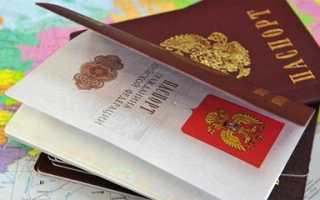 Получение паспорта РФ после получения гражданства в 2020 году: документы, сроки оформления, образец заявления