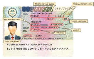 Визовые центры Великобритании в Москве, Санкт-Петербурге и Ростове-на-Дону в 2020 году