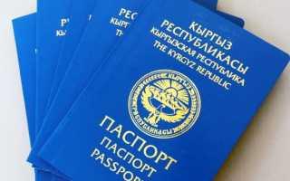 Как оформить ИНН гражданину Киргизии в Москве, СПБ в 2020 году
