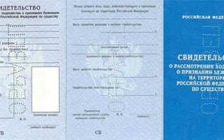 Документы для получения и оформления гражданства Украины в 2020 году