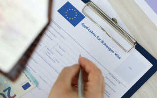 Шенгенскую визу гражданину Азербайджана в 2020 году