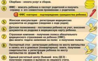 Как получить и оформить гражданство для новорожденного ребенка в РФ в 2020 году