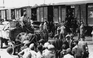 Депортация народов СССР, немцев, корейцев и поляков в Казахстан