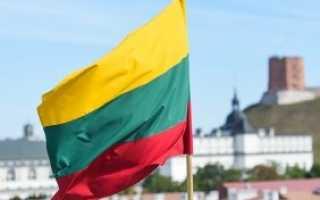 Нужна ли виза в Литву для россиян: как получить шенген самостоятельно в 2020 году
