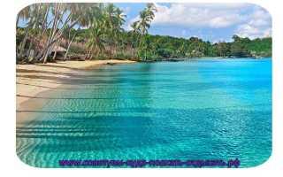 Куда поехать отдохнуть на море в мае без визы в 2020 году