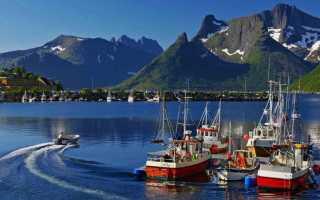 Работа в Норвегии для украинцев и русских в 2020 году: вакансии на рыбном заводе и нефтяных платформах