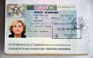 Стоимость визы в Испанию для россиян в 2020 году: визовый сбор для шенгенской и национальной визы