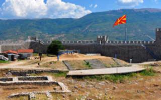 Виза в Македонию для украинцев в 2020 году: нужна ли она, правила въезда
