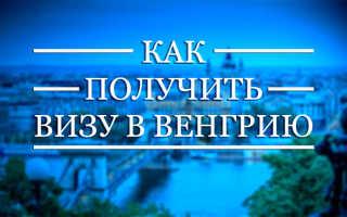 Онлайн запись в посольство и консульство Венгрии в Москве для получения визы в 2020 году