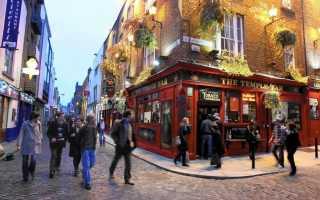 Въезд в Ирландию по британской визе в 2020 году: можно ли ехать с английской визой