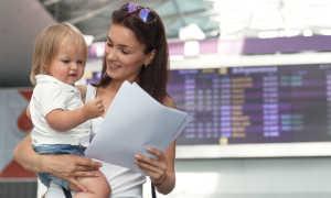 Разрешение и согласие на выезд ребенка за границу без сопровождения родителей в 2020 году