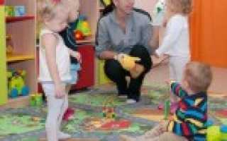 Средняя зарплата няни в детском саду в Москве и других городах России в 2020 году