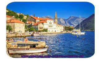 Виза в Черногорию для россиян в 2020 году: нужна ли, срок действия загранпаспорта для въезда