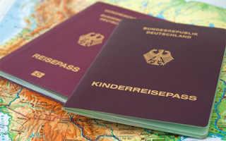 Как можно получить гражданство России гражданину Германии в 2020 году