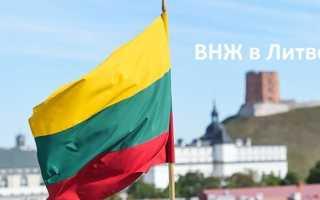 Как получить ВНЖ ( вид на жительство ) в Литве – правила для россиян в 2020 году