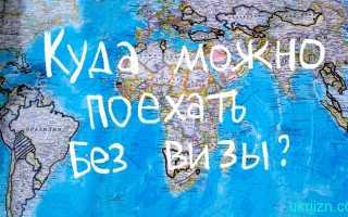 Шенгенская виза для украинцев в 2020 году: нужна ли она