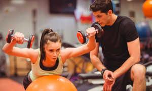 Средняя зарплата фитнес-тренеров в Москве и других городах России в 2020 году