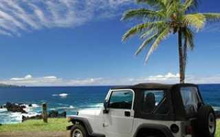 Прокат и аренда авто в Доминикане: цены в 2020 году