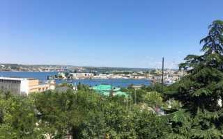 Переезд в Севастополь на ПМЖ в 2020 году