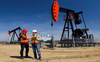 Зарплата бурильщика нефтяных и газовых скважин в 2020 году