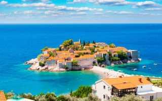 Виза в Черногорию для белорусов в 2020 году: нужна ли она, правила въезда