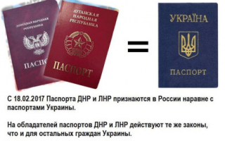 Работа и вакансии для граждан ЛНР в Москве и других городах России в 2020 году