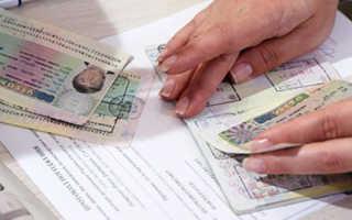 Виза в США стоит в старом паспорте: что делать