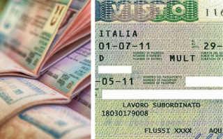 Гостевая виза по приглашению в Италию для украинцев и русских в 2020 году: документы и сроки оформления